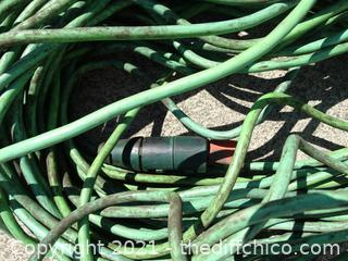 120 ft Green Ext Cord