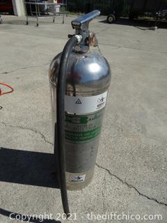 Metal Sprayer wks