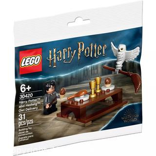 LEGO Harry Potter TM and Hedwig TM: Owl Delivery 30420