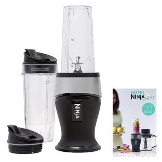 NINJA Fit Personal Blender 16 oz. Black Single Speed Single Serve Smoothie Sport