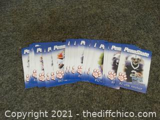 Penn State Football Cards