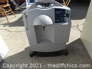 Millennium Respironics  Breathing Machine wks