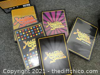 Midnight Special DVDS