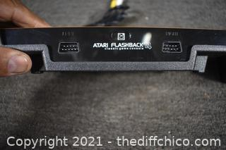 Atari Flashback Console plus Joy Sticks