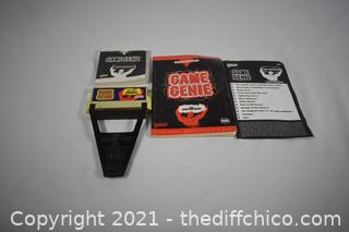 Game Genie and more