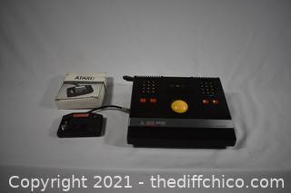 Atari 5200 Unit plus Switch Box