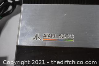 Arari 5200 Computer System and More
