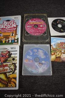 14 Wii Games