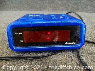 Working Digital Alarm Clock