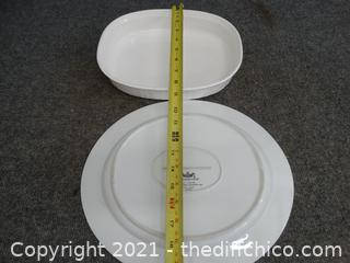 Serving Plate & Serving Dish