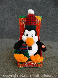 Singing Penguin