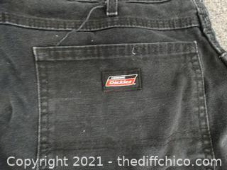 Mens Dickies  Carpenter Jeans 36 x30