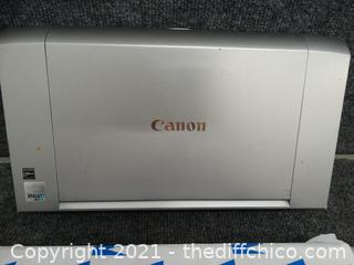 Canon Printer with ink & Paper