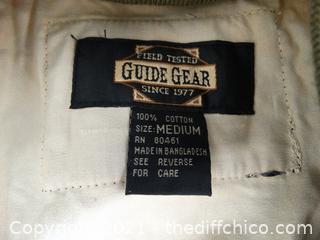 Guide Gear Vest Med