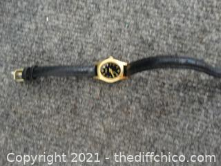 Sharp Quartz Watch