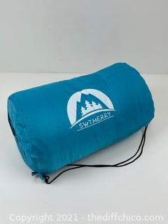 SWTMERRY 190T POLYESTER SLEEPING BAG