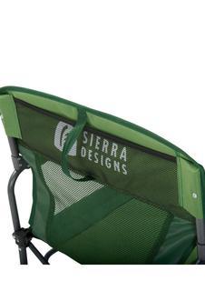 ($49.99) NEW Sierra Designs Compact Folding Director Chair