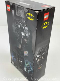 LEGO DC Batman: Batman Cowl 76182 Collectible 410pc