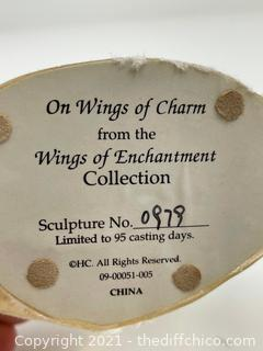"""Wings of Enchantment Collection """"On Wings of Charm"""" 5.5"""""""