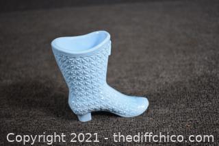 Fenton Collectible Boot