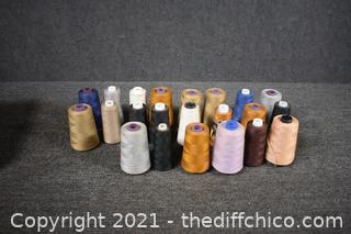 22 Thread Spools