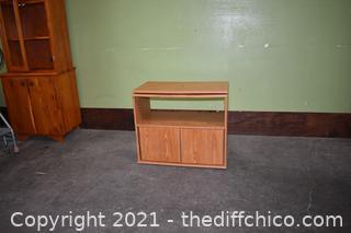 Swivel Cabinet