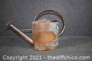 Copper Watering Pot