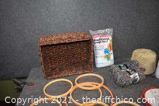 Craft Basket and More