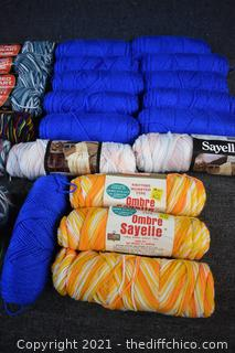 Yarn and More