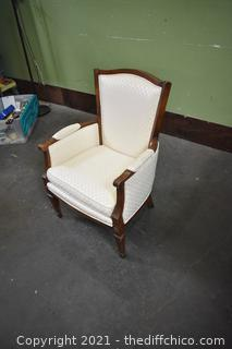 Vintage Mater's Touch Chair