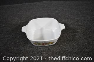 Corning Ware Dish