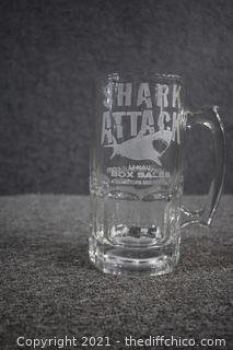 Shark Attack Collectible Mug