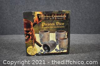 Pirates Dice Game