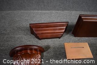 4 Shelf Units