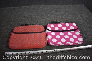 2 NIB Tablet Covers
