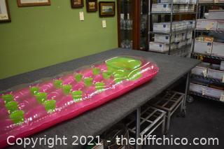 Pool Float - 69in long x 26in wide