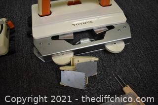 Toyota Knitter KS 901 and Accessories