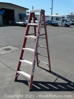 6 FT Ladder