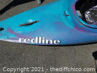 Redline Kayak