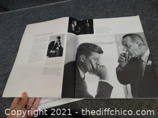 2 Kennedy Magazines