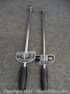 2 Torque Wrenches