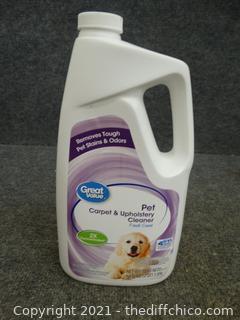 Great Value Pet Carpet Cleaner