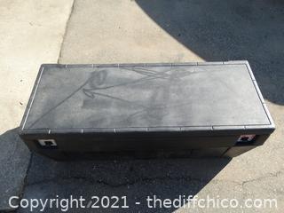 "Plastic Tool Box 51 1/2""  X 20 1/2"" x 19 1/2"""