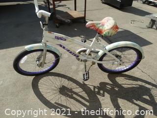 Girls Avico Bike