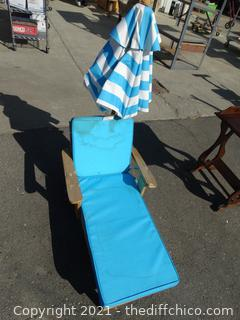 Kids Lawn Chair With Umbrella