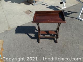 Cute Wood Table
