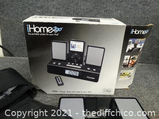 I-Home 290 H26B WKS