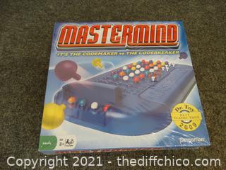 Sealed Mastermind Game