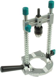 Wolfcraft Multi-Angle Drill Guide Attachment For 1/4In. & 3/8In. *Missing handle & chuck key*