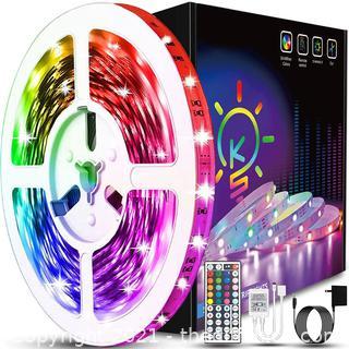 Led Strip Lights Color Changing RGB Led Light Strips LED Strips with Remote Led Lights *tested works, length unknown*